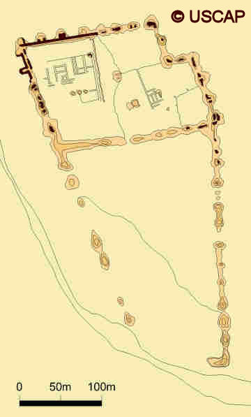 Plan of Gyaur