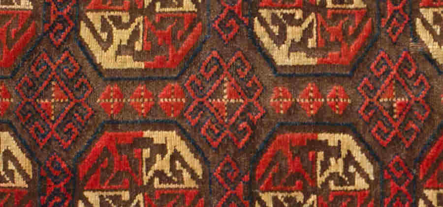 The secondary segiz muyiz motif
